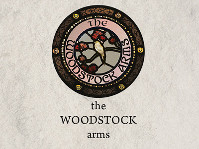 THE WOOODSTOCK LOGO DESIGN