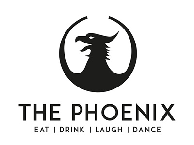 THE PHOENIX LOGO DESIGN