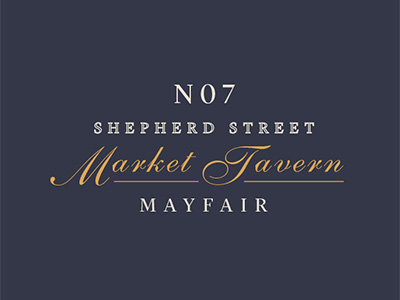 THE MARKET TAVERN LOGO DESIGN